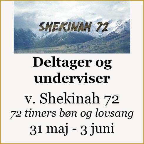 shekinah 72 2018